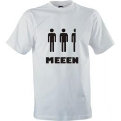 Seriálové tričko Dva a půl chlapa (Two and a half men) s potiskem Meeen