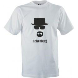 Seriálové tričko Perníkový táta (Breaking bad) s potiskem Heisenberg